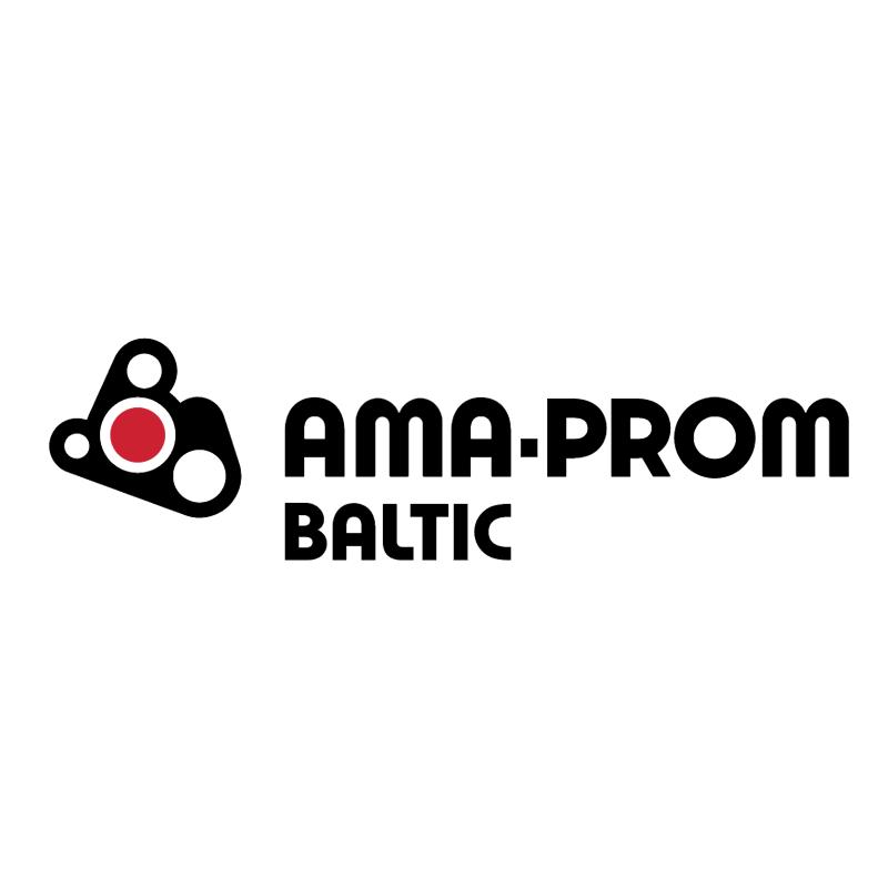 Ama Prom Baltic vector