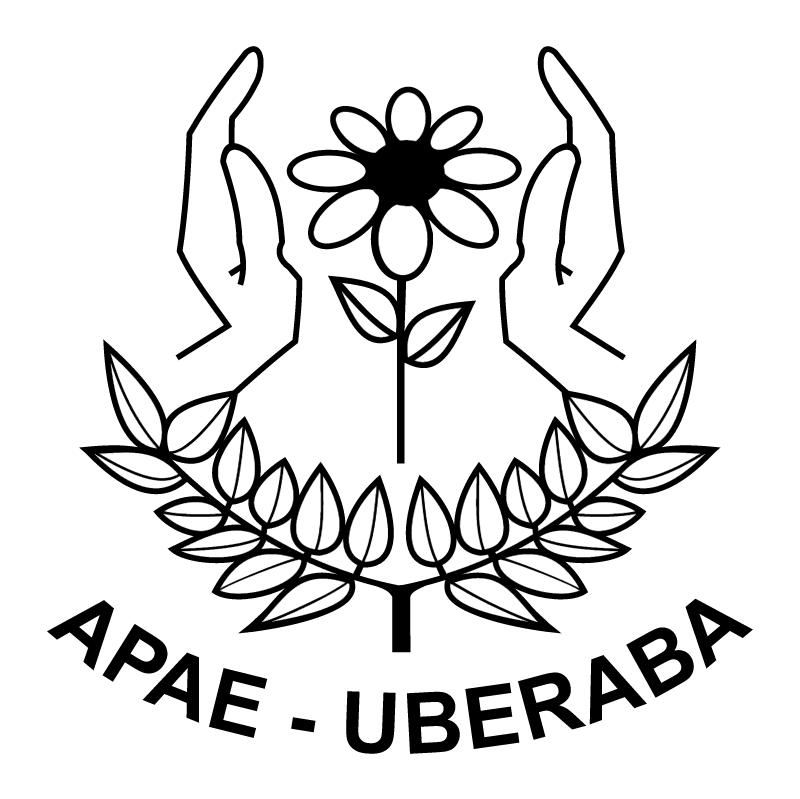APAE UBERABA 78241 vector logo