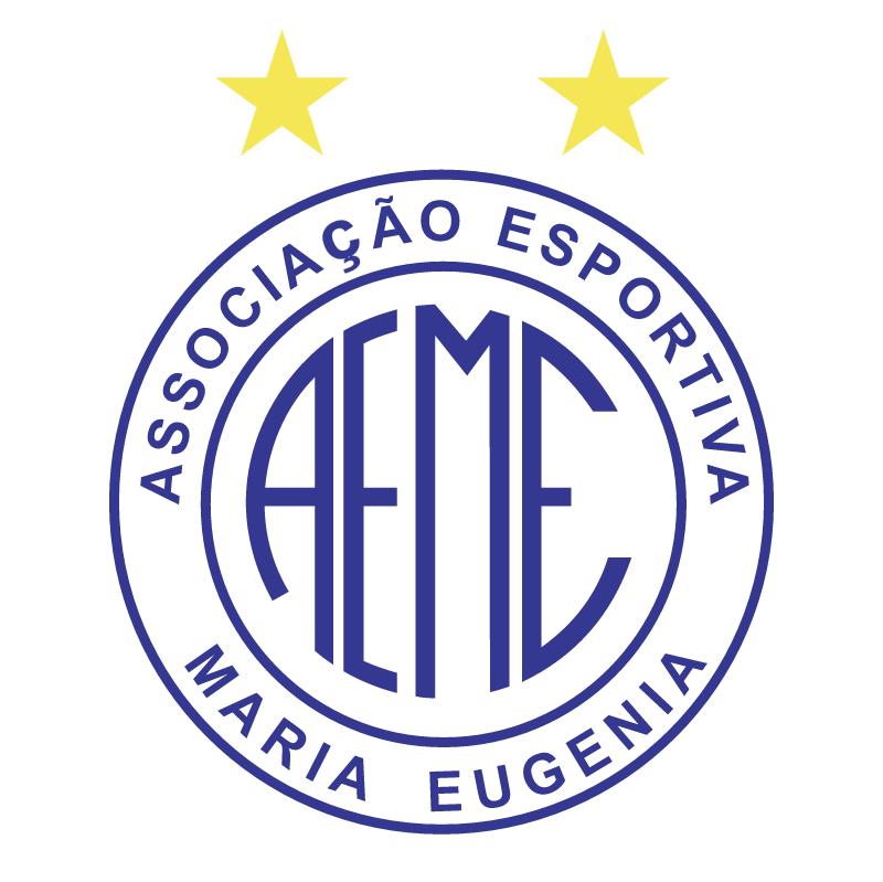 Associacao Esportiva maria Eugenea de Sorocaba SP 77043 vector