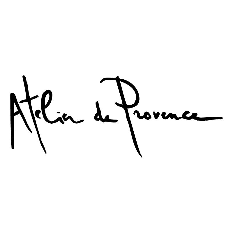 Atelier de Provence vector