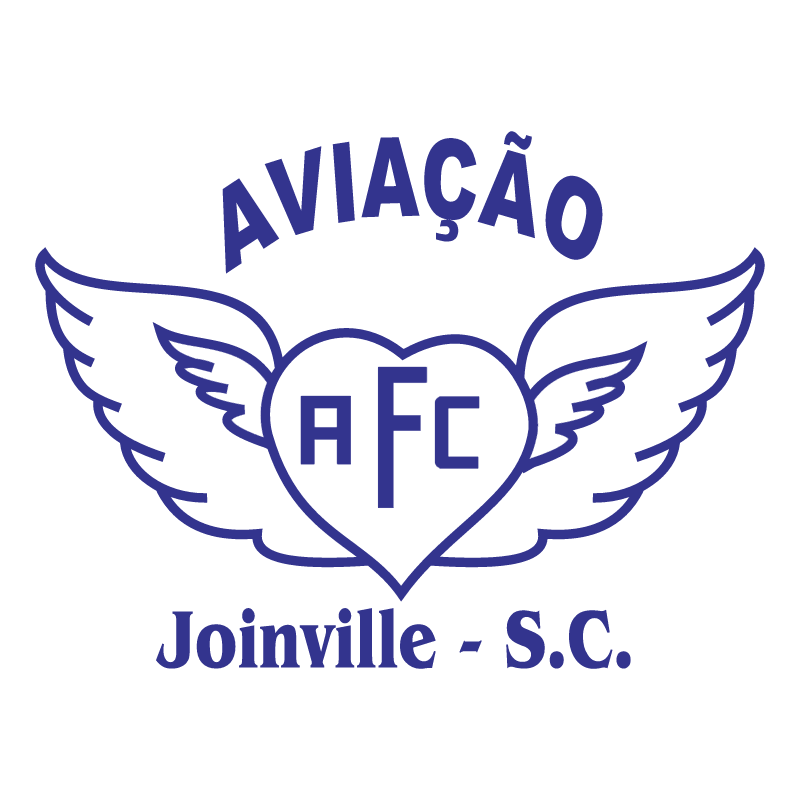 Aviacao Futebol Clube SC 76771 vector