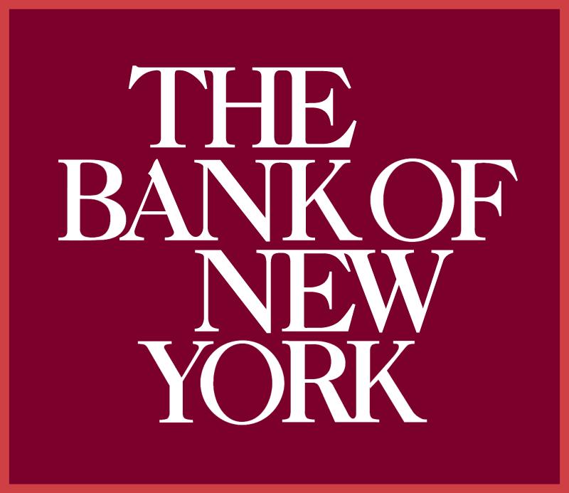 BANK OF NY 1 vector