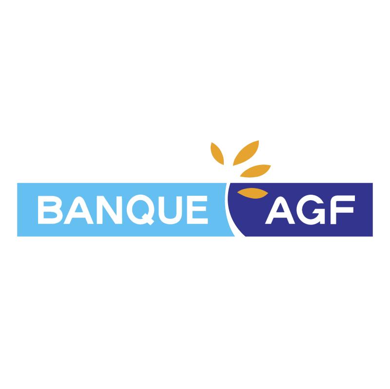 Banque AGF vector