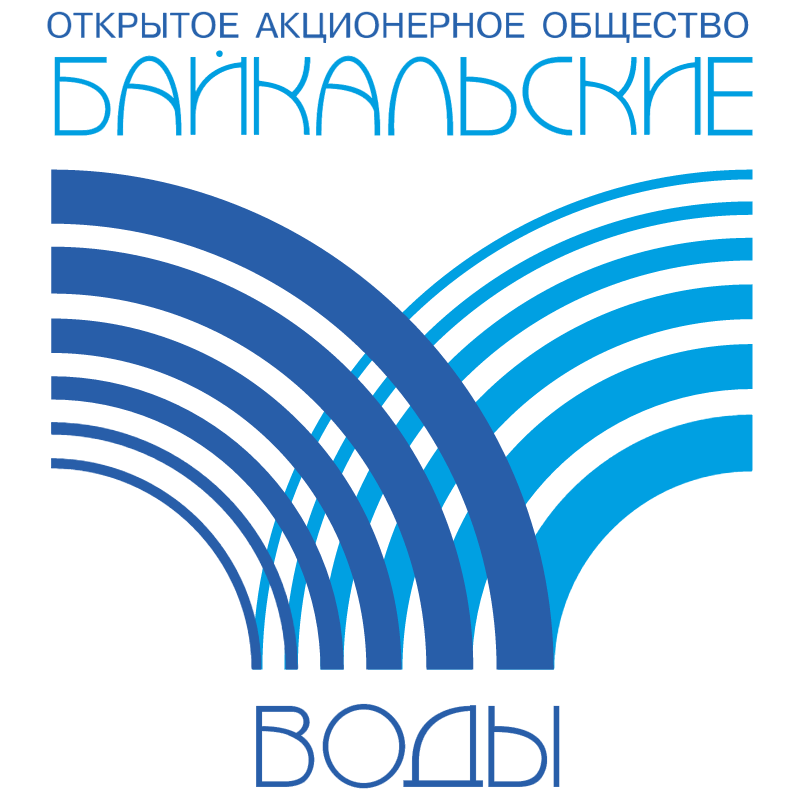 Baykal Water Company vector