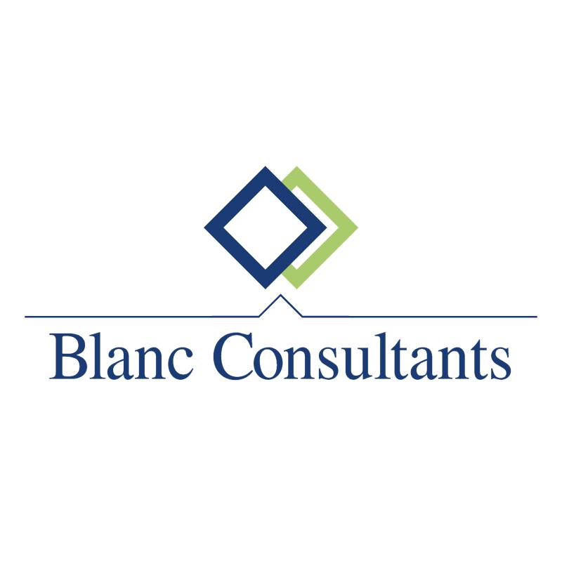 Blanc Consultants vector logo