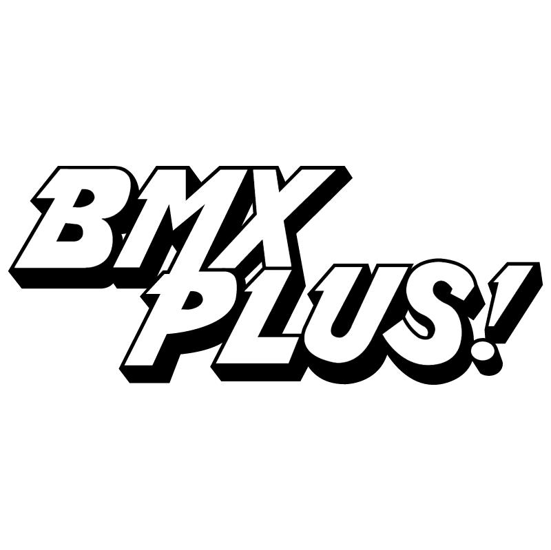 BMX Plus! vector