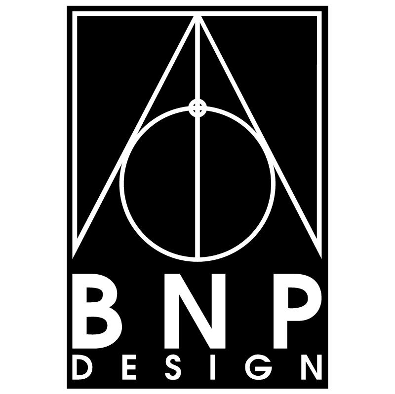 BNP Design vector