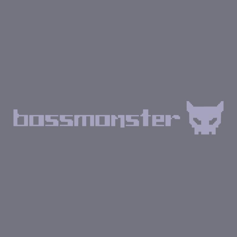 Bossmonster vector