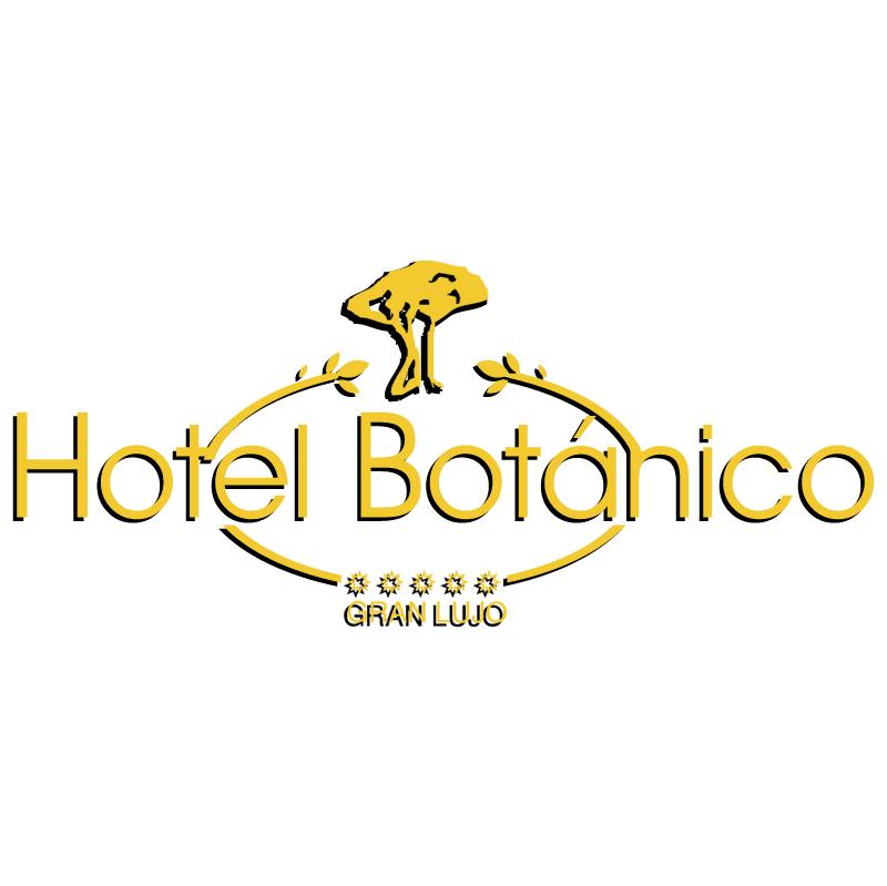 Botanico Hotel 4194 vector