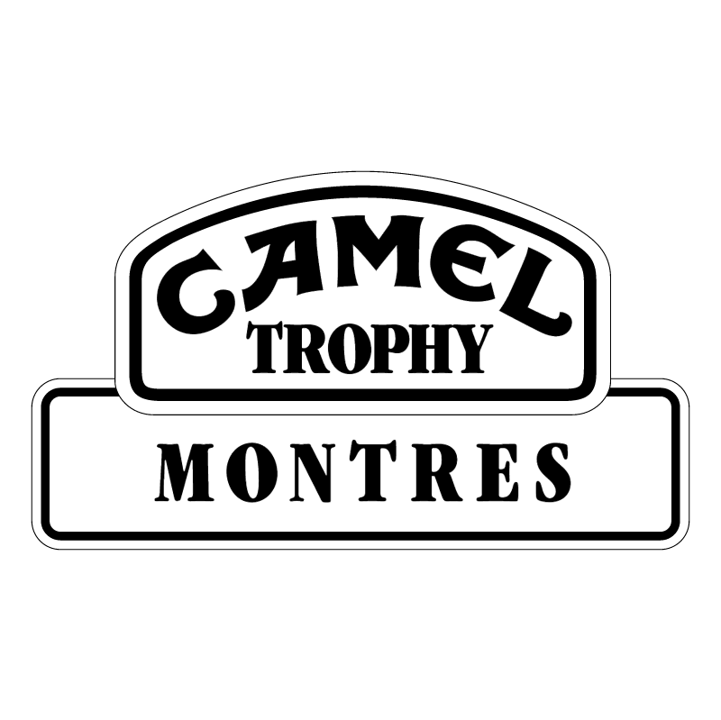 Camel Trophy vector logo