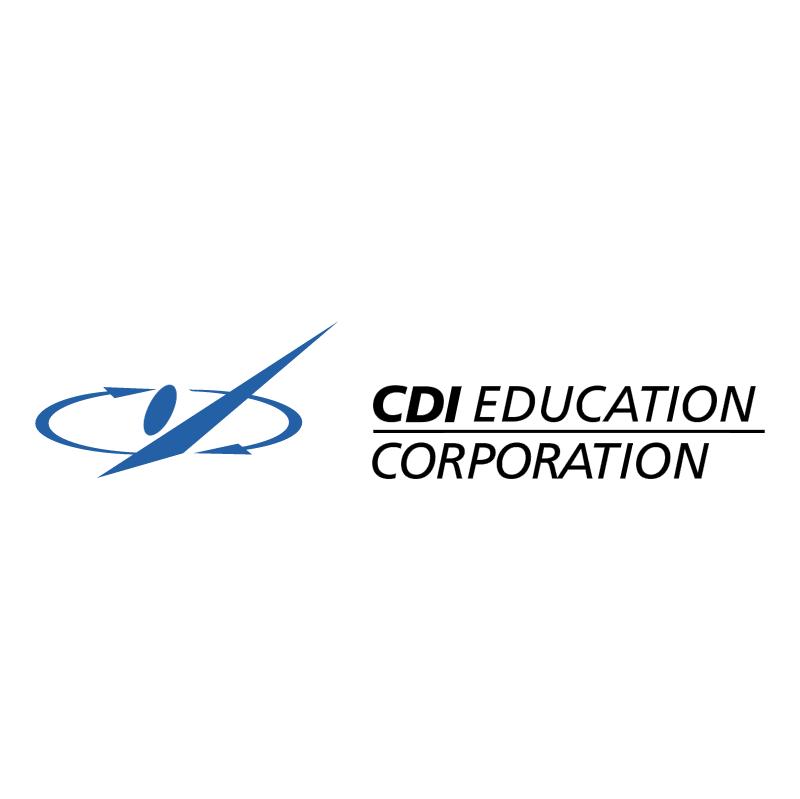 CDI Education vector