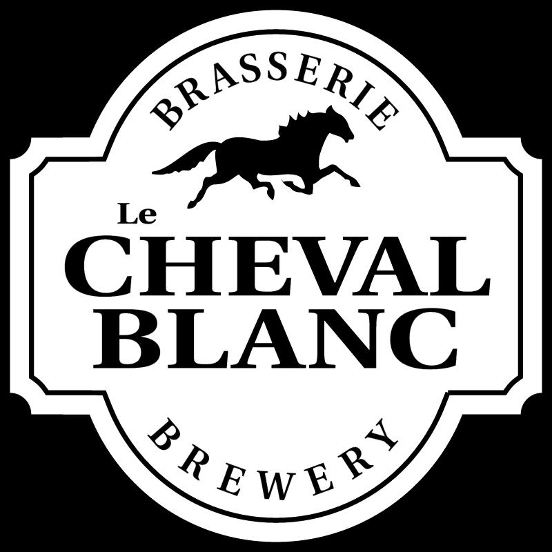 Cheval Blanc Brewery logo vector