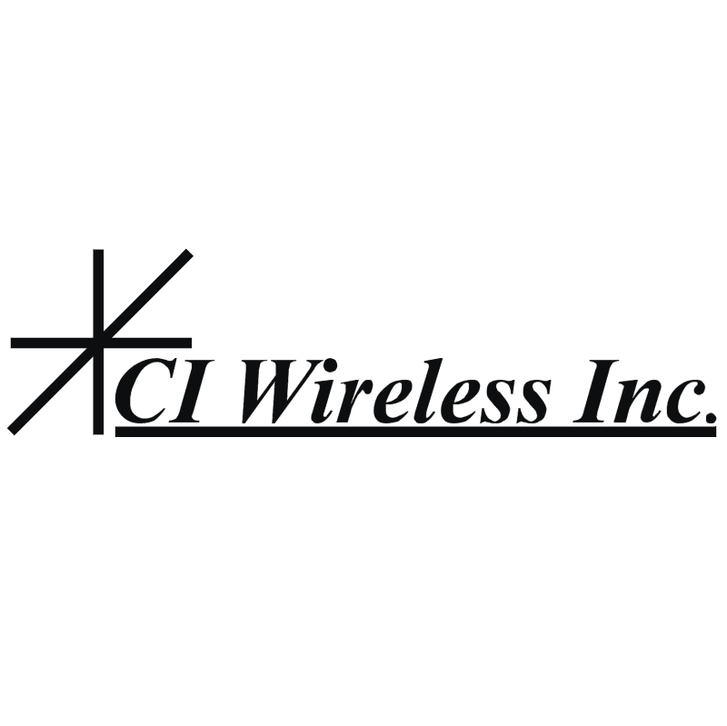 CI Wireless vector logo