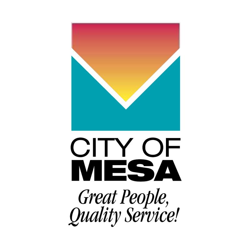 City of Mesa vector logo