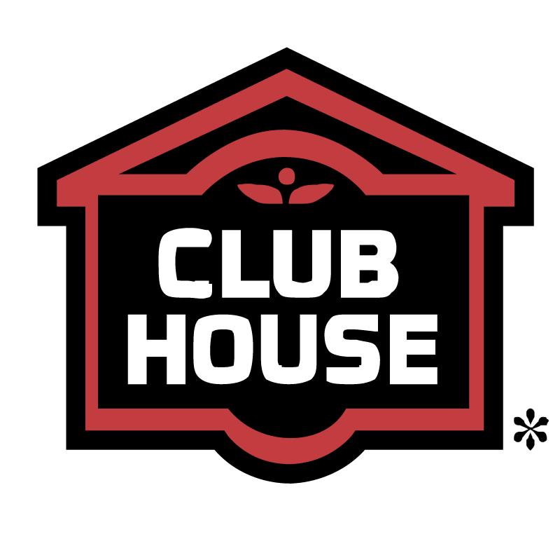 Club House vector