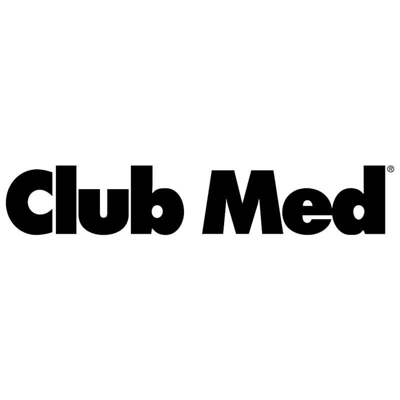 Club Med 1229 vector