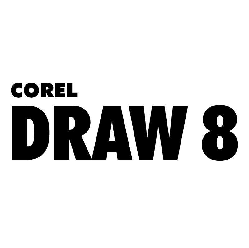 CorelDRAW 8 vector