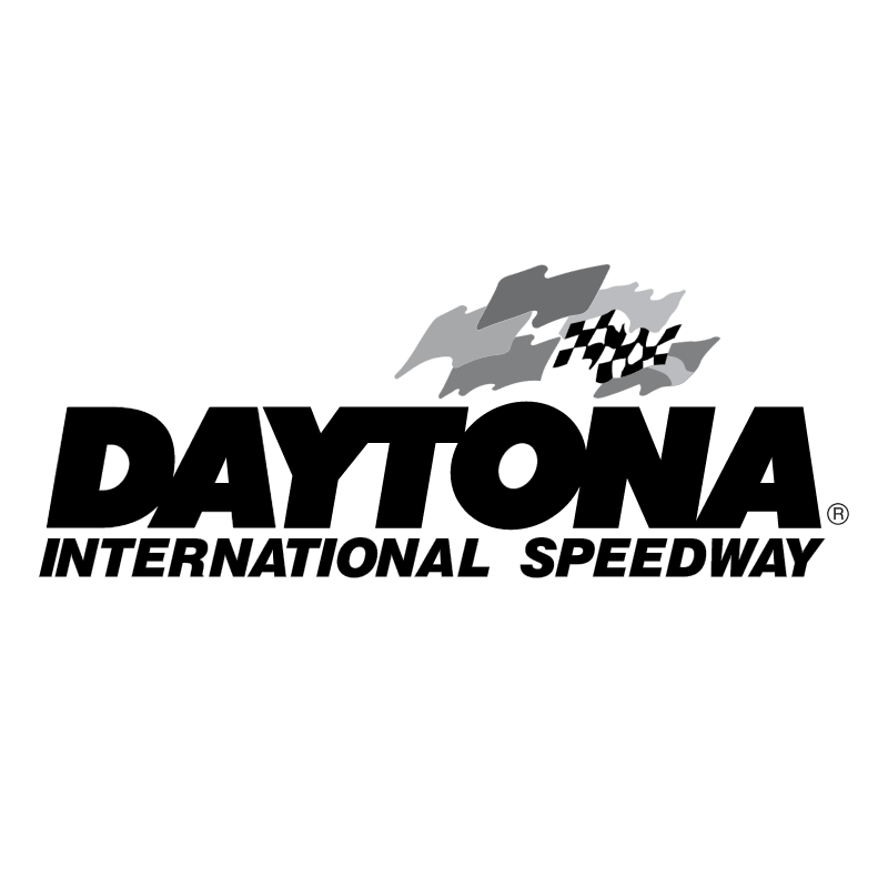 Daytona International Speedway vector