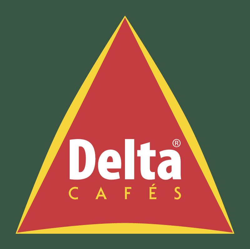 Delta Cafes vector logo