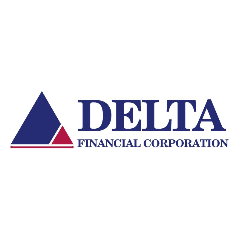 Delta Financial Corp vector