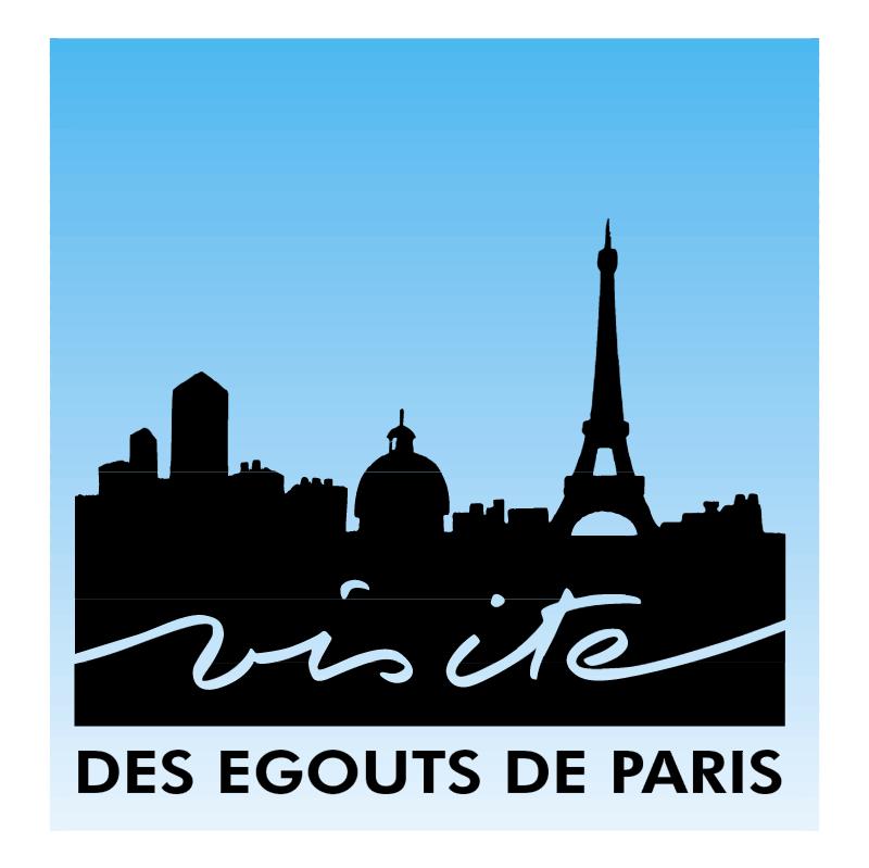 Des Egouts De Paris vector