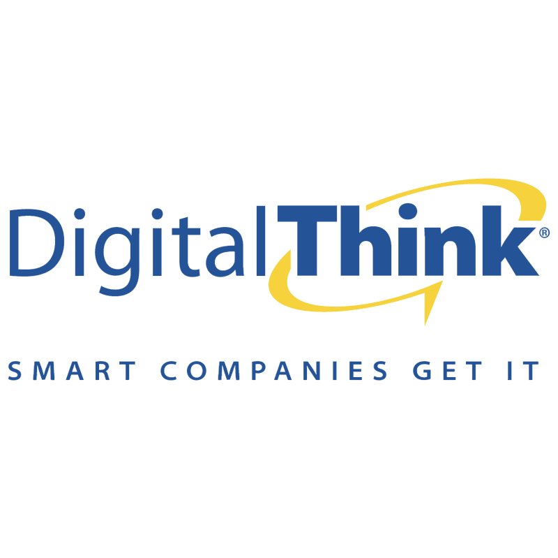 DigitalThink vector