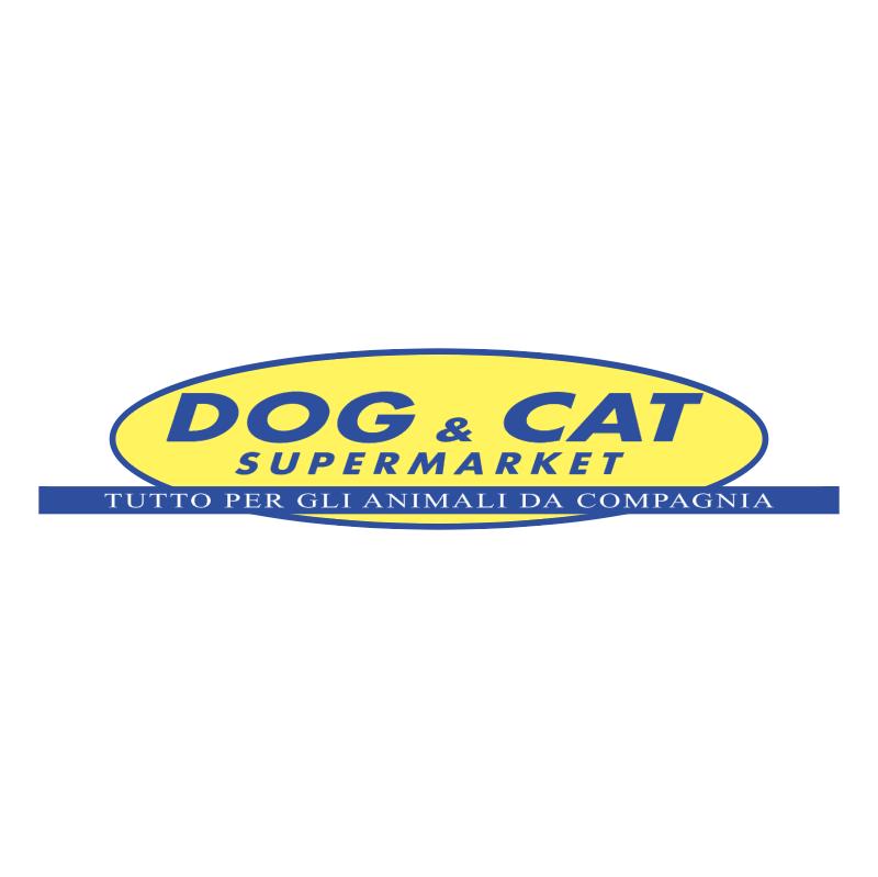Dog & Cat Supermarket vector