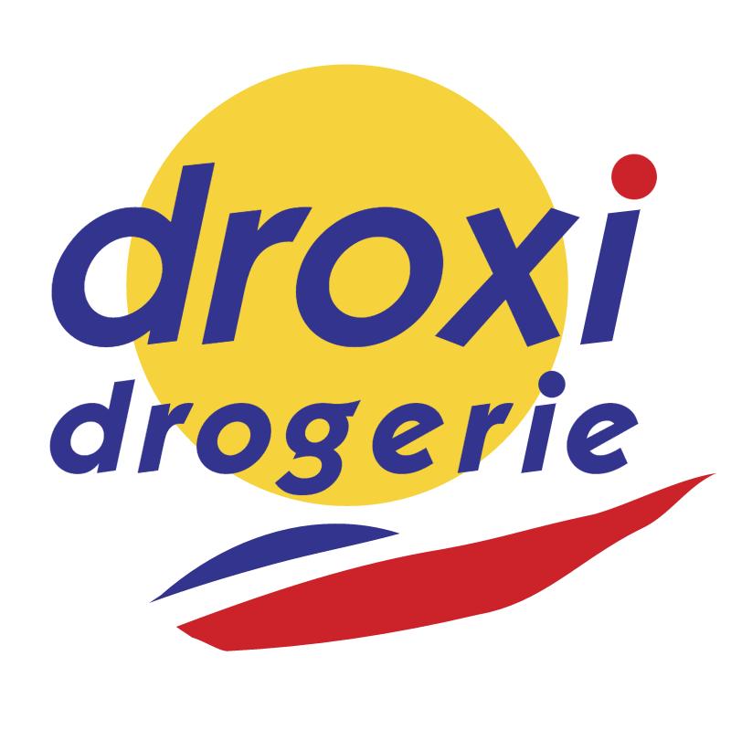 Droxi Drogerie vector logo