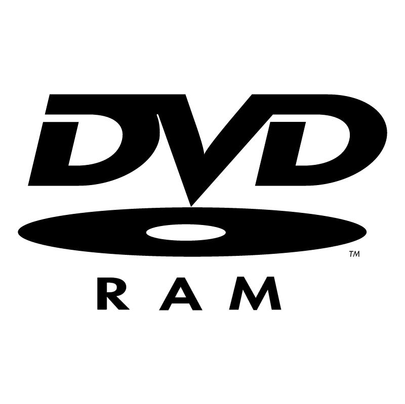 DVD RAM vector