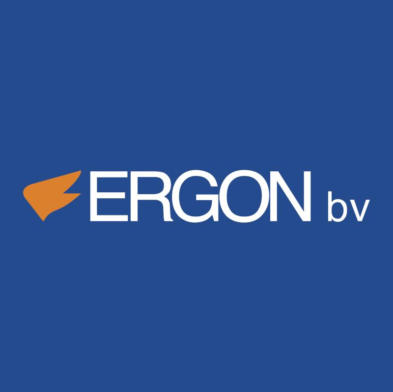 Ergon vector logo