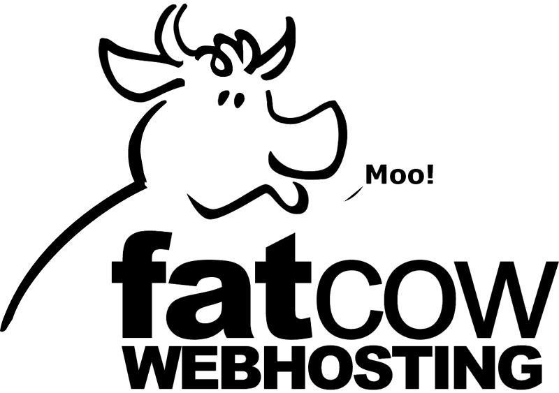 FATCOW WEBHOSTING vector logo