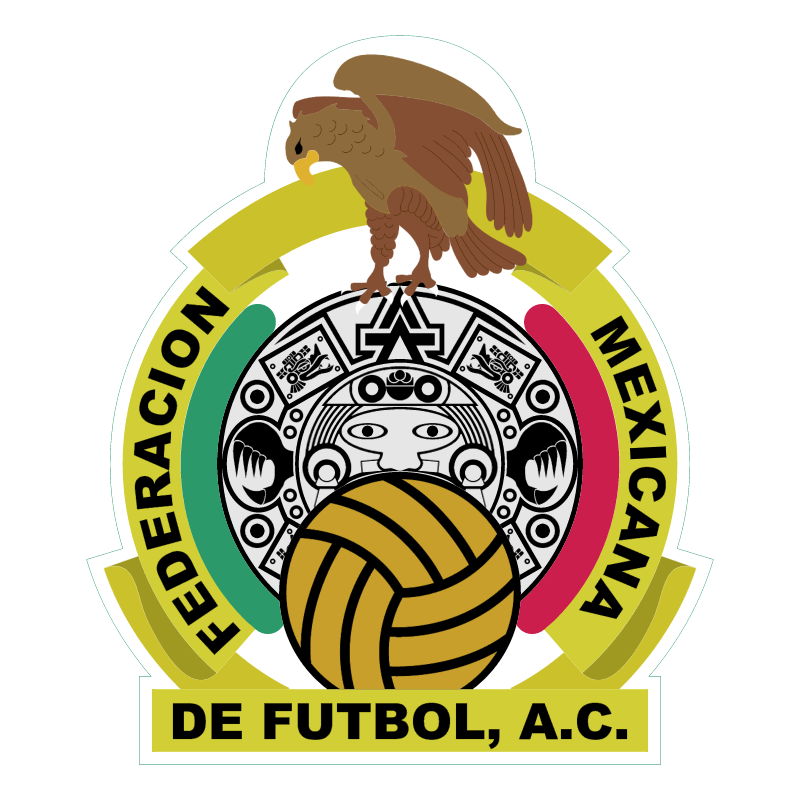 Federacion Mexicana de Futbol vector logo