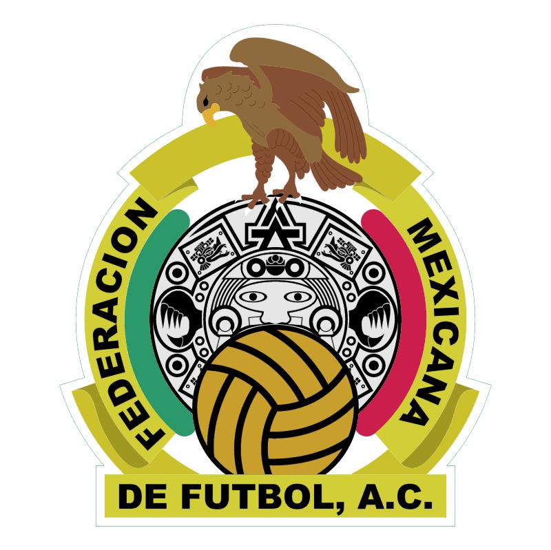 Federacion Mexicana de Futbol vector