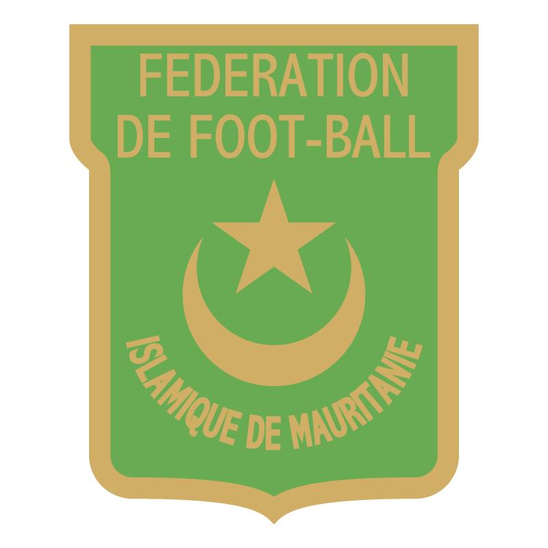 Federation de Foot ball Islamique de Mauritanie vector