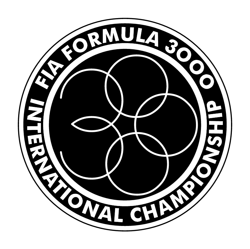 FIA Formula 3000 International Championship vector logo