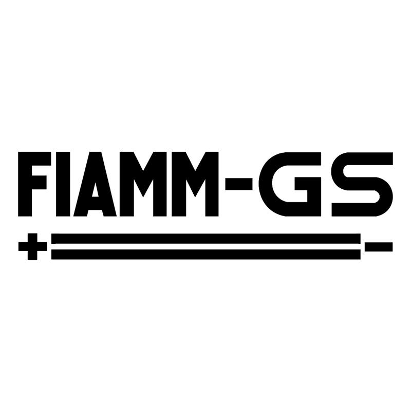 Fiamm GS vector