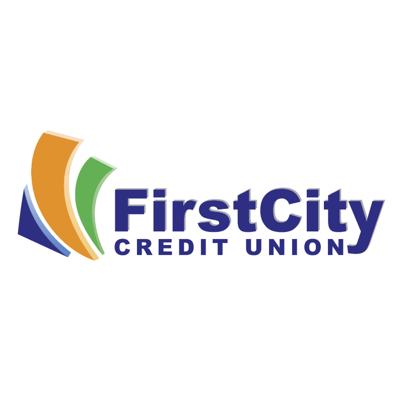 First City Credit Union vector