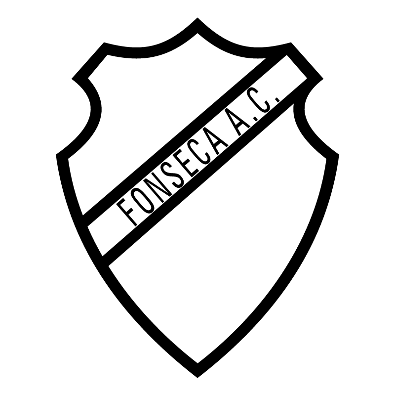 Fonseca Atletico Clube de Niteroi RJ vector