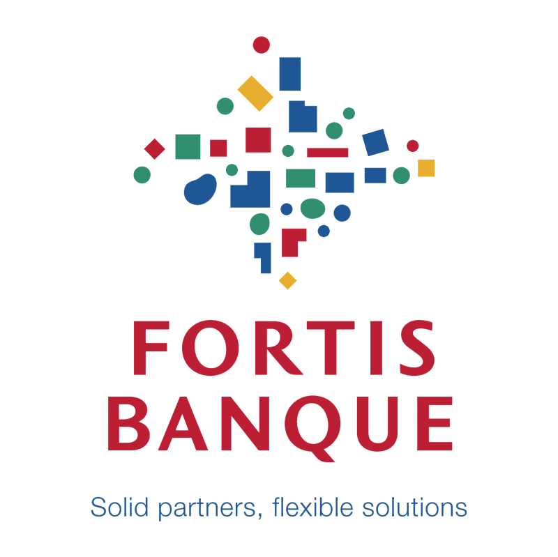 Fortis Banque vector