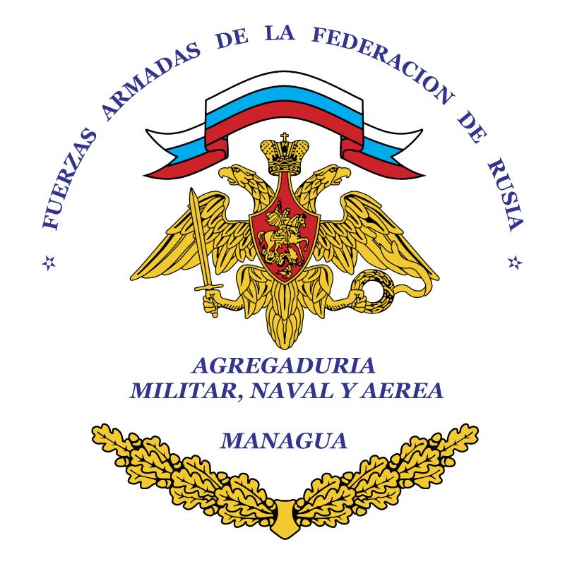 Fuerzas Armadas De La Federacion De Rusia vector