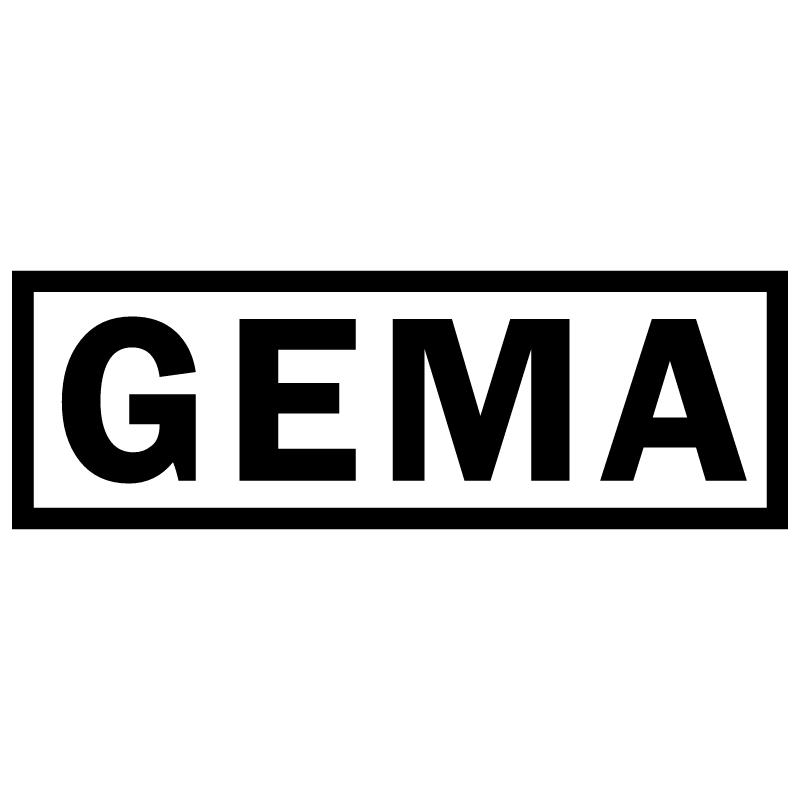 GEMA vector logo