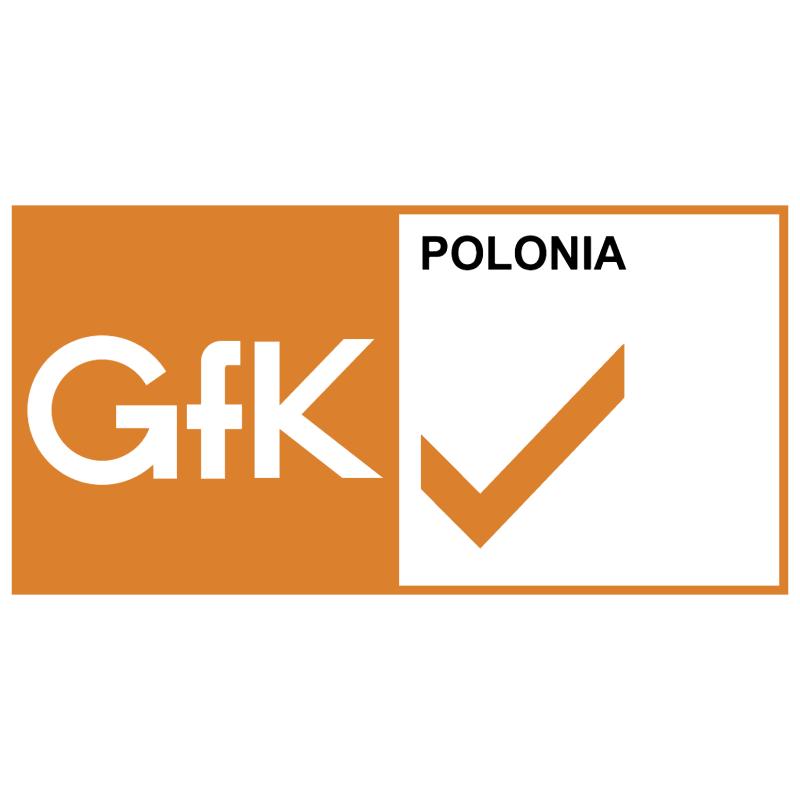 GfK Polonia vector logo