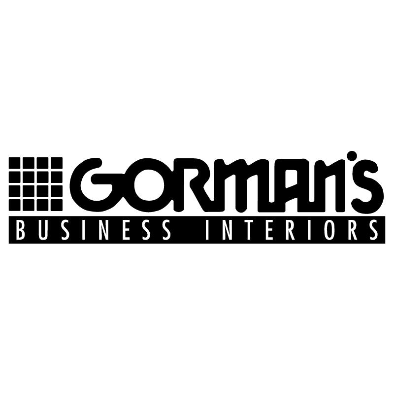 Gorman's Business Interiors vector