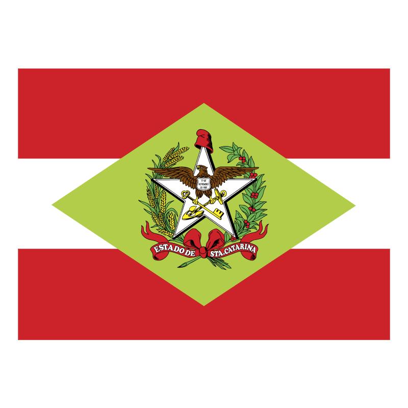 Governo do Estado de Santa Catarina BR vector
