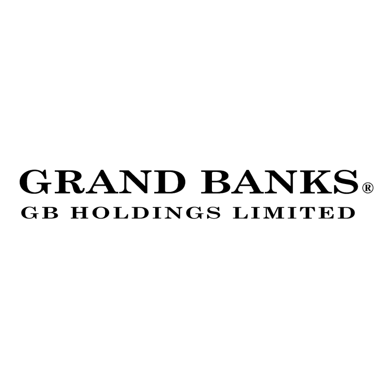 Grand Banks vector