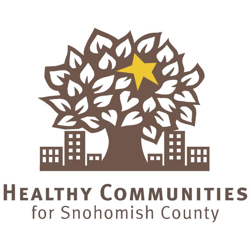 Healthy Communities vector