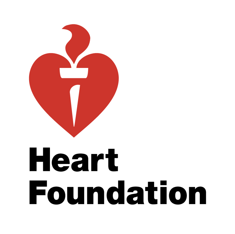 Heart Foundation vector