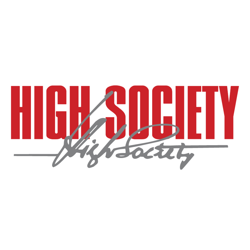 High Society vector