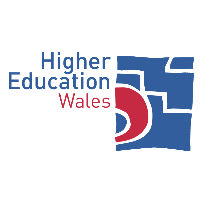 Higher Education Wales vector