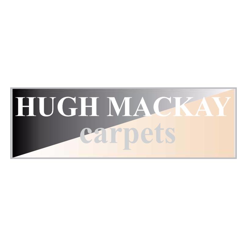 Hugh Mackay Carpets vector logo